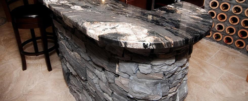 Granite Company : Projects - Granite Surround MGS Company Marble, Granite & Stone ...